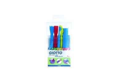 Modelleringsverktyg Giotto Patplume 6-pack