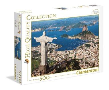 Pussel 500 bitar High Quality Collection : Rio de Janeiro