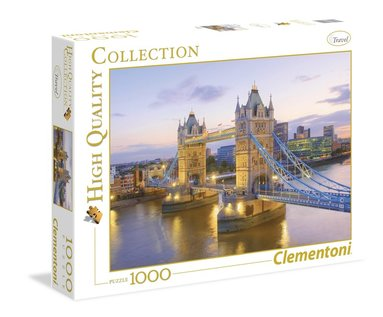 Pussel 1000 bitar High Quality Collection : Tower Bridge