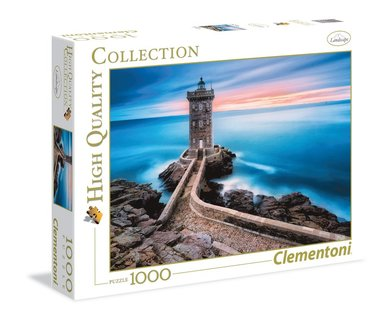 Pussel 1000 bitar High Quality Collection : The Lighthouse