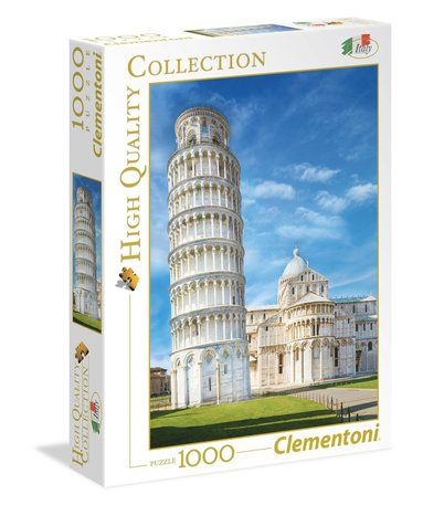 Pussel 1000 bitar High Quality Collection : Pisa