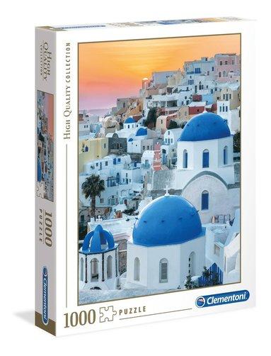 Pussel 1000 bitar High Quality Collection : Santorini