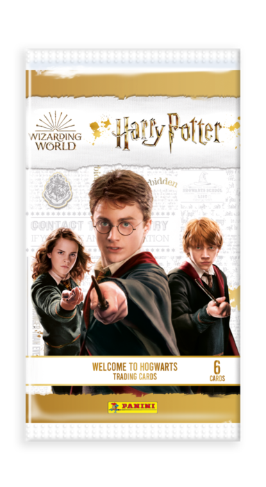Harry Potter : Welcome to Hogwarts Booster