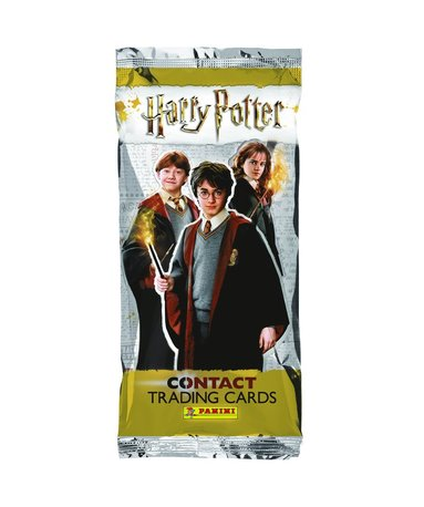 Samlarkort Harry Potter Booster