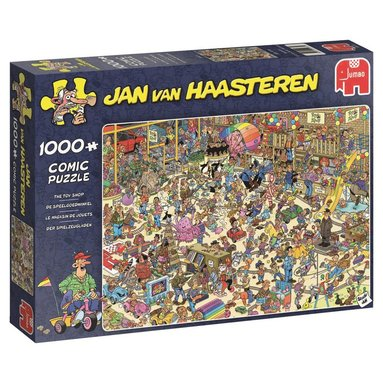 Pussel 1000 bitar JVH The Toy shop