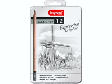 Blyertspenna Expression Graphite 12-pack 1