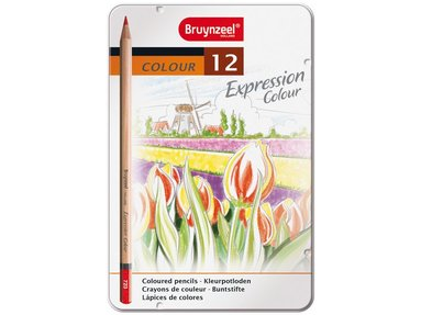 Färgpenna Expression Colour 12-pack 1