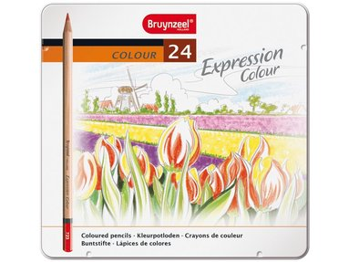 Färgpenna Expression Colour 24-pack 1