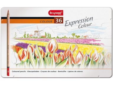 Färgpenna Expression Colour 36-pack 1