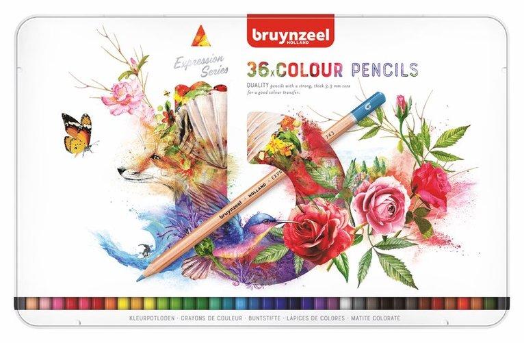 Färgpenna Expression Colour 36 färger 1