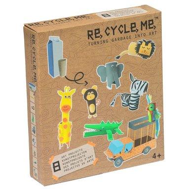 Re-cycle-me djungelprojekt 1