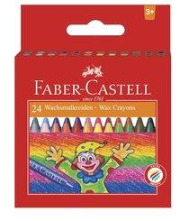 Vaxkrita Faber Castell 24 färger