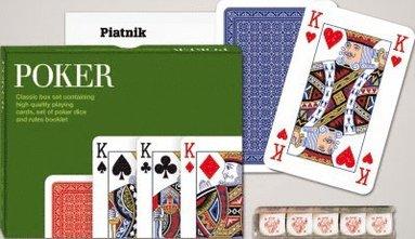 Spelkort Poker Piatnik