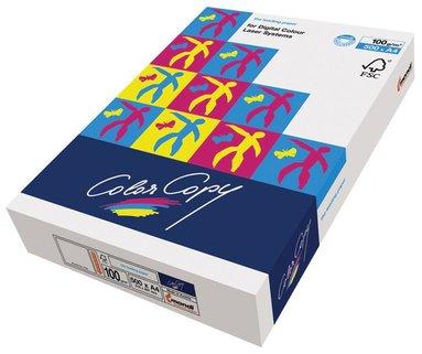 Kopieringspapper A4 ohålat 100g 500 ar,k vit