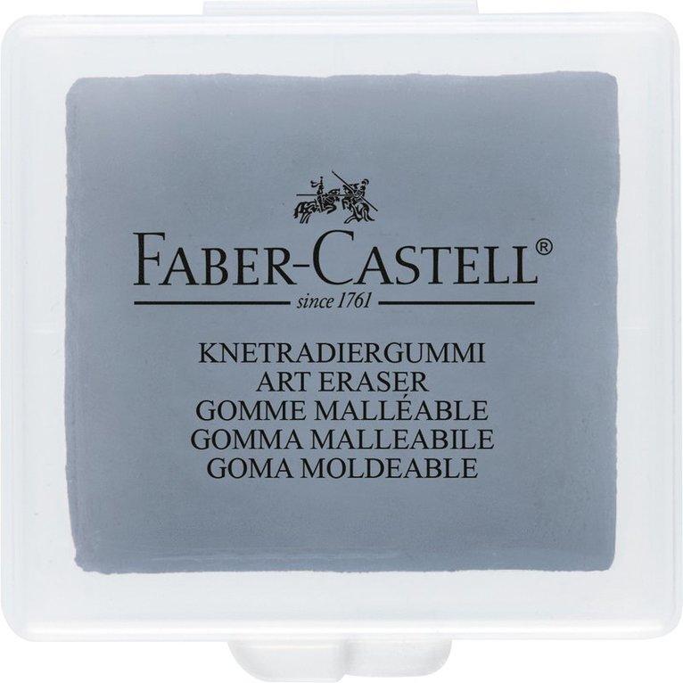 Knådgummi Faber-Castell för kol- och pastellteckning 1