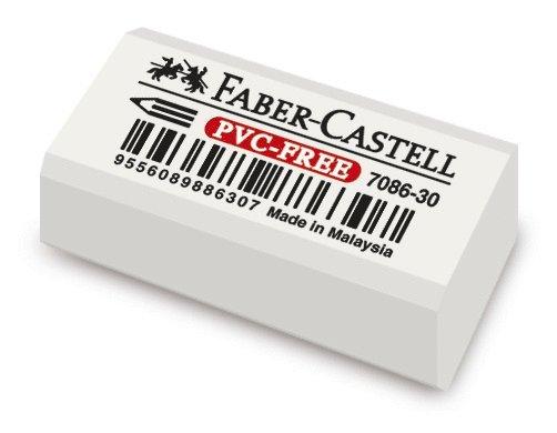 Radergummi litet PVC-fritt 1