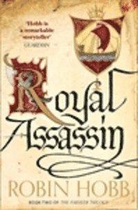 bokomslag Royal Assassin