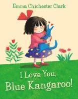 bokomslag I Love You, Blue Kangaroo