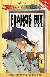 bokomslag Francis Fry Private Eye