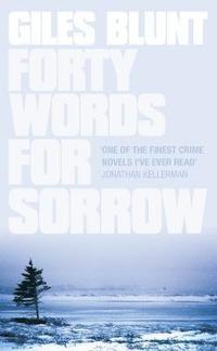 bokomslag Forty Words for Sorrow