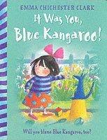 bokomslag It Was You! Blue Kangaroo