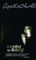 bokomslag Murder is easy