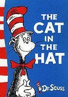 Cat in the hat - green back book