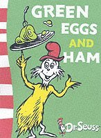 Green eggs and ham - green back book