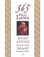 bokomslag 365 Dalai Lama