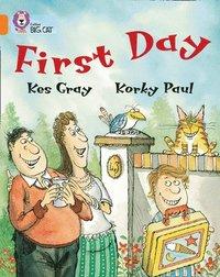 bokomslag First Day