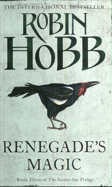 bokomslag Renegade's magic