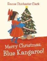 bokomslag Merry Christmas, Blue Kangaroo!