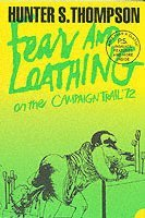 bokomslag Fear and Loathing on the Campaign Trail '72