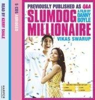 bokomslag Slumdog Millionaire
