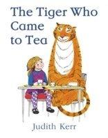 bokomslag Tiger who came to tea
