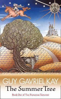 bokomslag The Summer Tree: The Fionavar Tapestry Book One