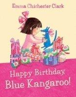 bokomslag Happy Birthday, Blue Kangaroo!