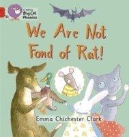bokomslag We Are Not Fond of Rat