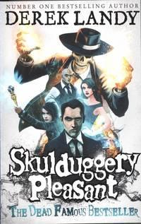 bokomslag Skulduggery Pleasant