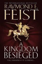 bokomslag A Kingdom Besieged