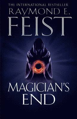 bokomslag Magician's End