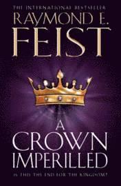 bokomslag A Crown Imperilled