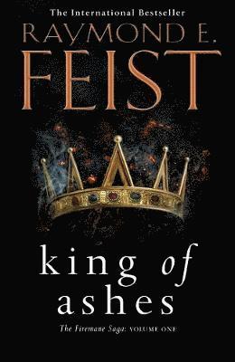 bokomslag King of Ashes