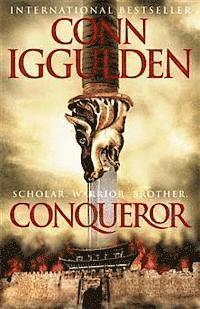 bokomslag Conqueror
