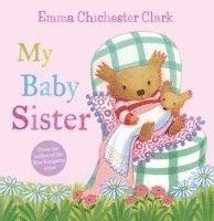bokomslag My Baby Sister