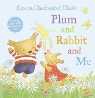 bokomslag Plum and Rabbit and Me