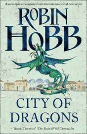 bokomslag City of Dragons