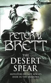 bokomslag The Desert Spear