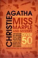 bokomslag Miss marple and mystery - the complete short stories