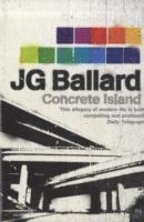 bokomslag Concrete Island